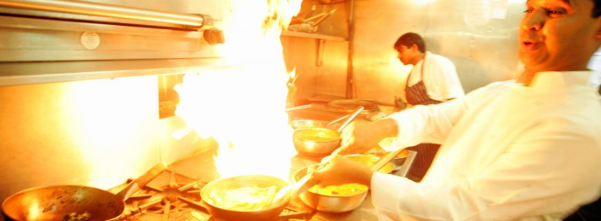Starved of skilled chefs, Britain's curry restaurants are slowly dying …